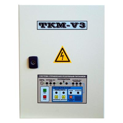 Автоматика ТКМ-V3 с ИУ3с + ПБ3-10 (EG5500) в Красногорске