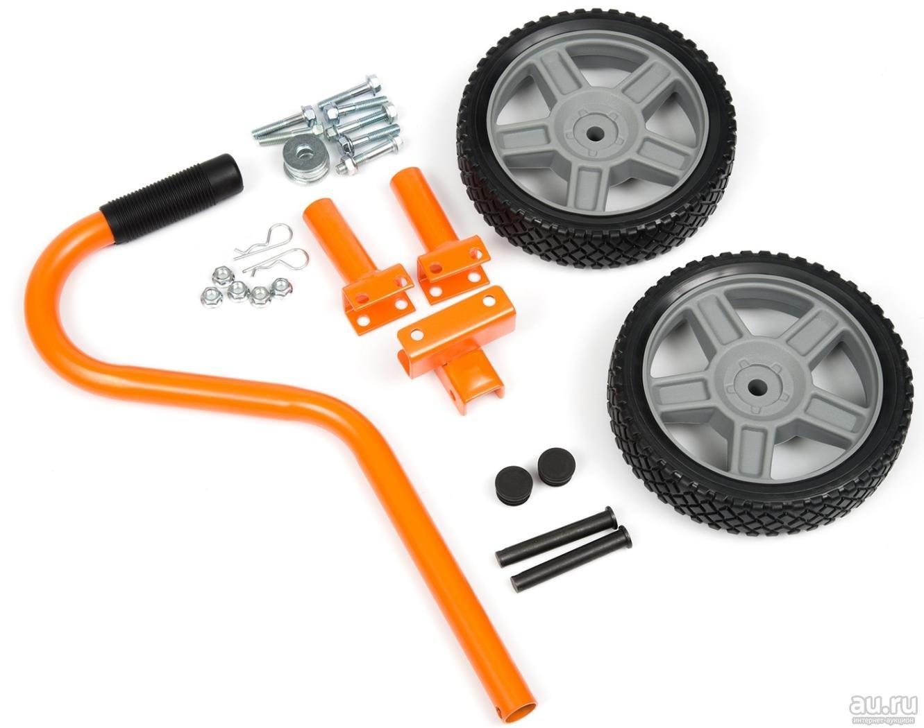 Комплект колес для генераторов ECT 7000 в Красногорске