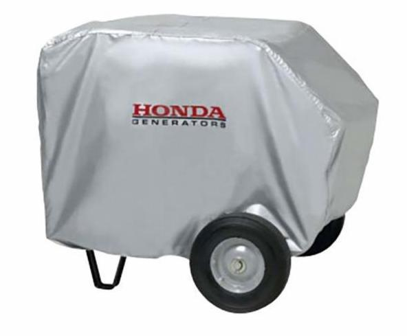 Чехол для генератора Honda EU10i Honda Marine серебро в Красногорске